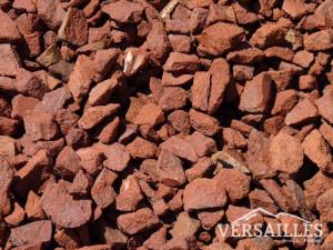 argile broyé rouge p8-52
