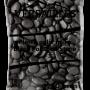 pierre polie noire 2-3